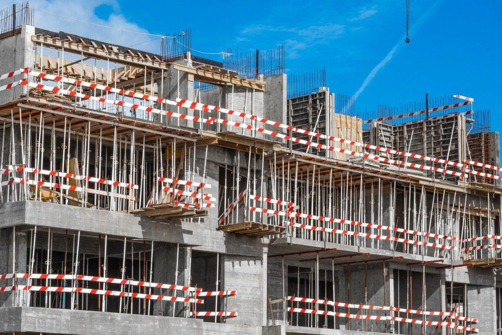 Stavební práce a rekonstrukce ALPHA NORTH BAU