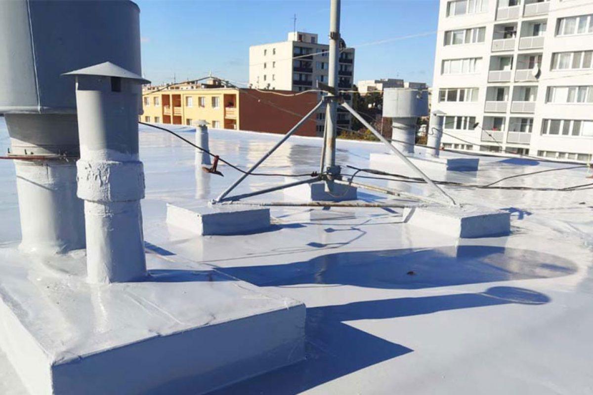 Izolace střechy Teplice